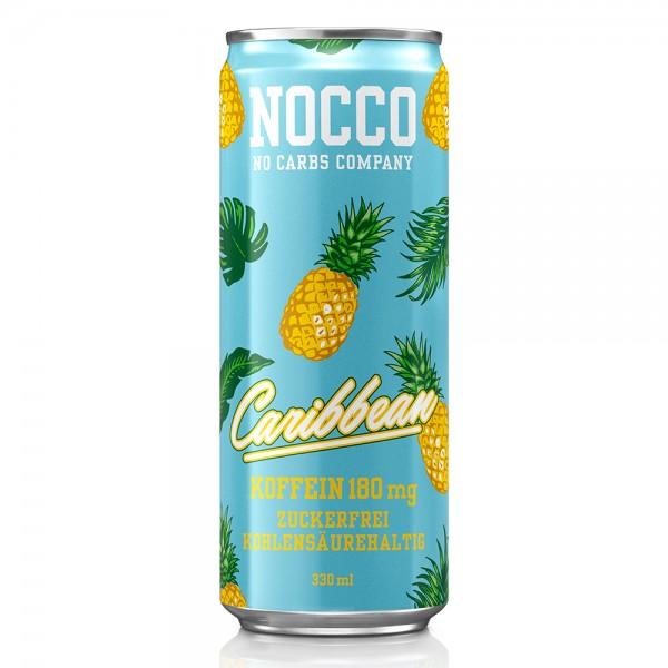 NOCCO BCAA CARIBBEAN 330 ml Schweden