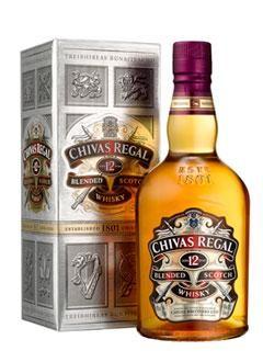 Chivas Regal 12 Jahre Blended Scotch Whisky 1.5 Liter / 40 % Schottland