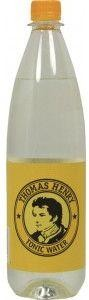 Thomas Henry Tonic Water 1 Liter PET Deutschland