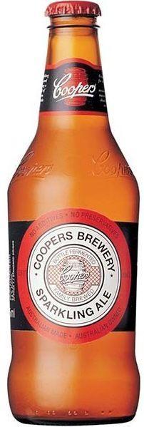 COOPERS Sparkling Ale 12 x 375 ml / 5.8 % Australien