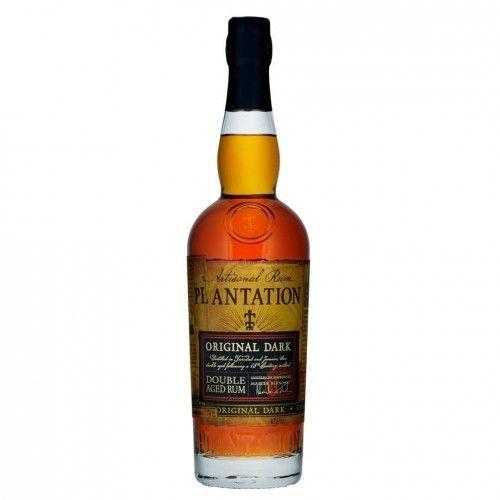 Plantation ORIGINAL DARK Rum 70 cl / 40 % Karibik