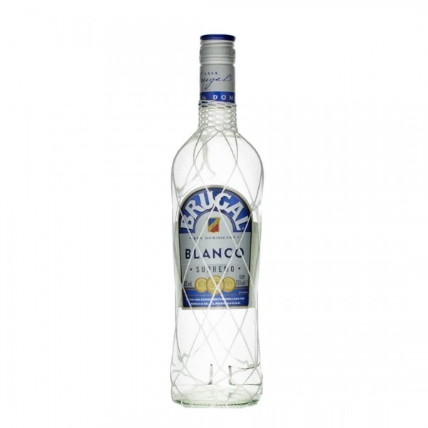 Brugal Rum Especial Blanco Extra Dry 70 cl / 40 % Dominikanische Republik