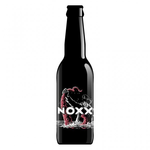 noxx PORTER Bier by Brauerei Eisbock 330 ml / 6.1 % Schweiz