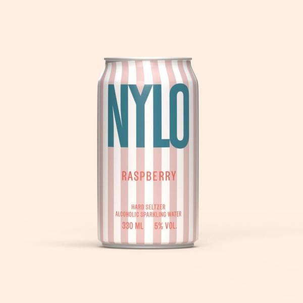 NYLO Hard Seltzer RASPBERRY Kiste 24 x 330 ml / 5 % Schweiz