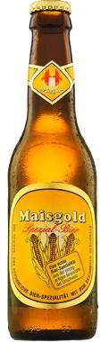 Einsiedler Bier MAISGOLD Spezialbier 330 ml / 5 % Schweiz