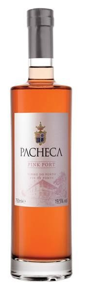 PACHECA Pink Port 75 cl / 19.5 % Portugal