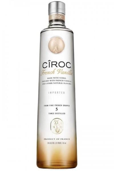 CIROC French VANILLA Vodka 70 cl / 37.5 % Frankreich