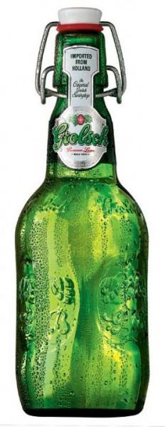 Grolsch Premium Lager Bügelflasche 16 x 450 ml / 5 % Holland