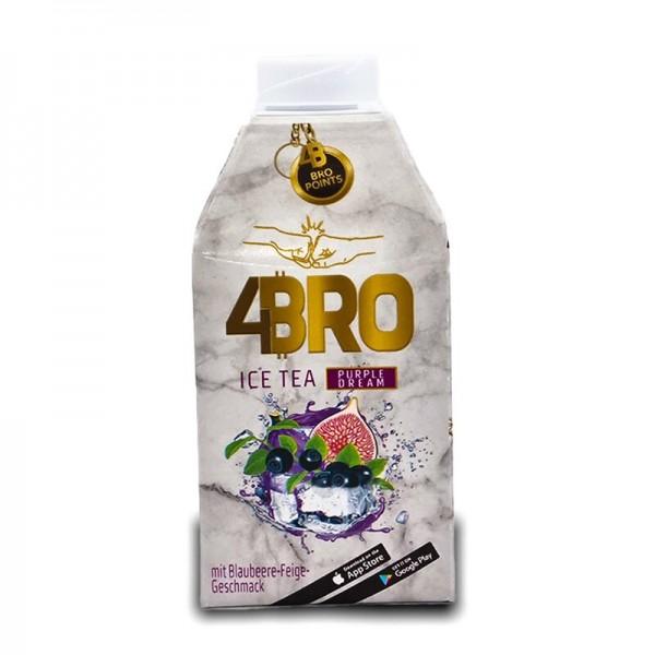 4Bro Ice Tea PURPLE DREAM 500 ml Deutschland