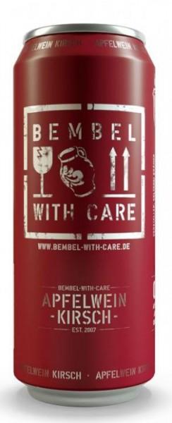 BEMBEL WITH CARE Apfelwein- Kirsch 500 ml / 4.2 % Deutschland