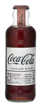 Coca Cola Signature Mixers SMOKY 200 ml Belgien