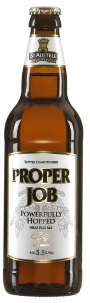 St. Austell PROPER JOB IPA 12 x 500 ml / 5.5 % UK