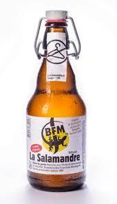 BFM La Salamandre Craft Weissbier 20 x 330 ml / 5.5 % Schweiz