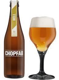 CHOPFAB HELL Swiss Blonde 330 ml / 5 % Schweiz