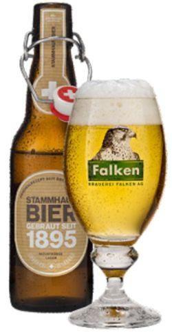 Falken Stammhausbier 20 x 330 ml / 4.8 % Schweiz