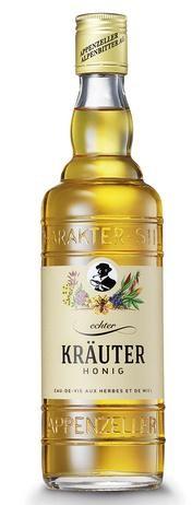 Appenzeller HONIG Kräuter 50 cl / 35 % Schweiz