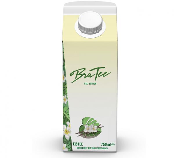 BraTee - Capital Bra Eistee BALI Edition 750 ml Deutschland
