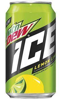 Mountain Dew ICE Soda 355 ml USA