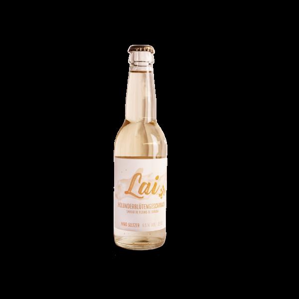 Lai Hard Seltzer HOLUNDERBLÜTE 330 ml / 4.5 % Schweiz