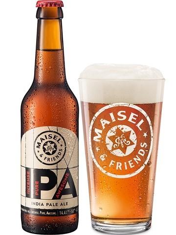 MAISEL & Friends IPA 330 ml / 6.3 % Deutschland